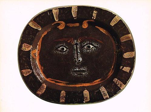 Pablo Picasso  Ceramics Print - 5