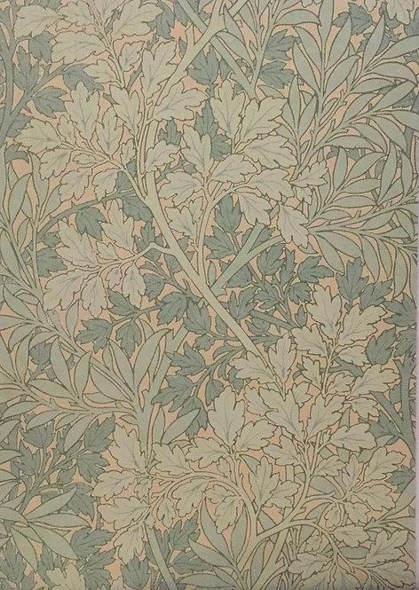 John Henry Dearle, Foliage