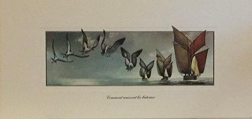 Jean Olivier Heron, Comment Naissent les Bateaux III