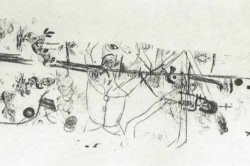 Paul Klee - Comedy of Birds