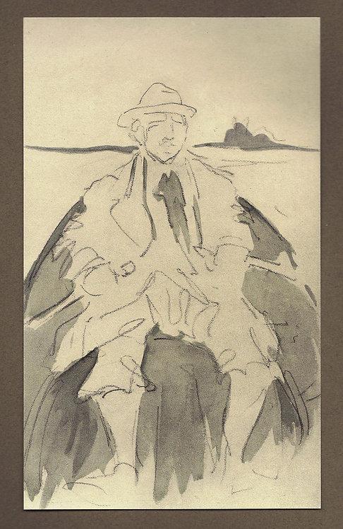 Jacques Villon, Raymond Duchamp sur la Seine