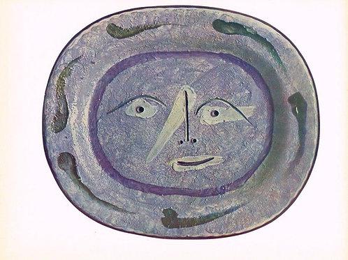Pablo Picasso  Ceramics Print - 4