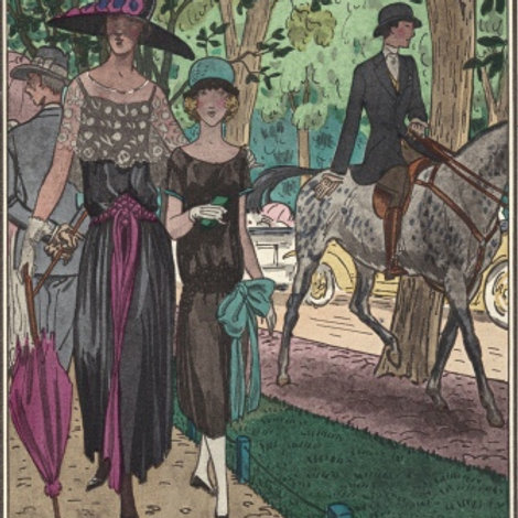 Gazette du Bon Ton 1922 No 5
