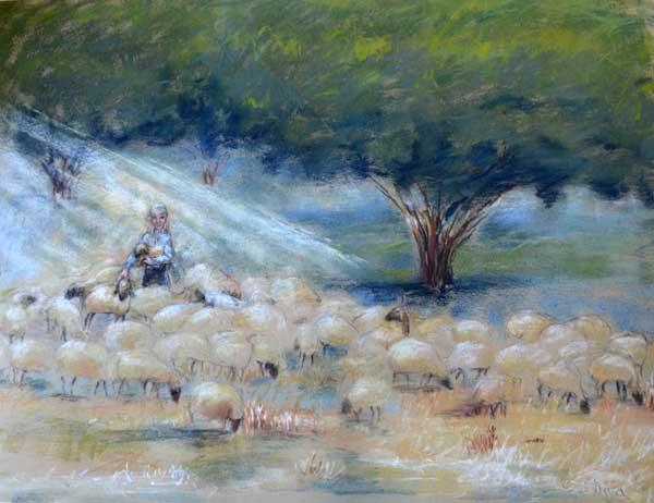 Faithful Shepherd - רועה נאמן