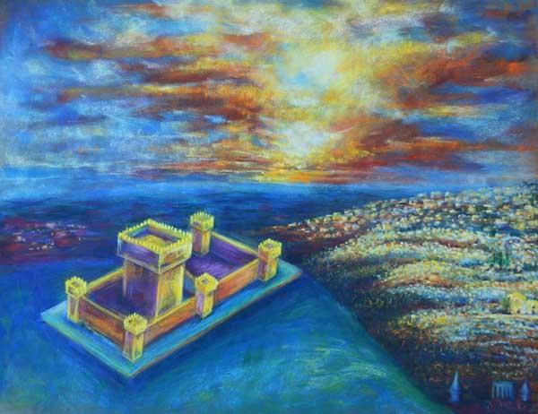 The Holy Temple = בית המקדש