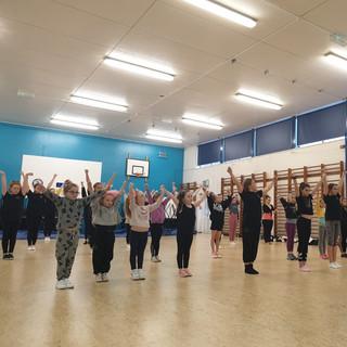 Cheerleading Workshop