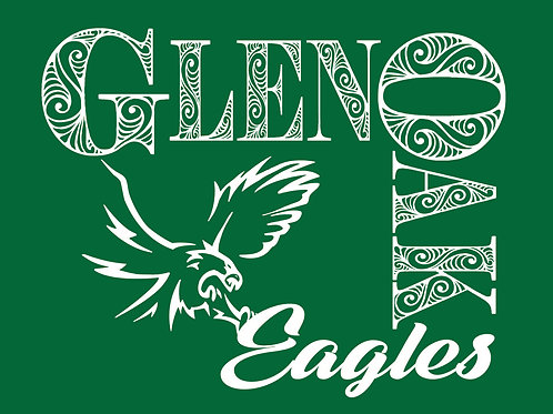 GlenOak Eagles Fancy Tee