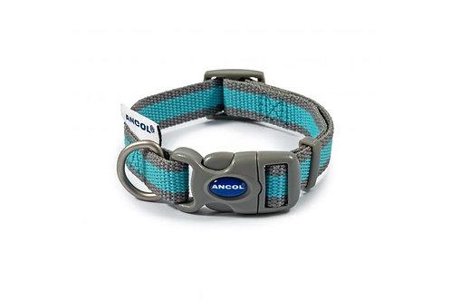 100% recycled webbing Collars Plain / Personalised