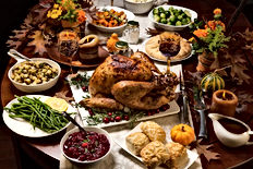 catering Thanksgiving dinner
