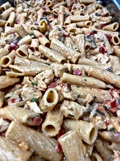 catering chicken riggies