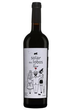 Quinta Solar dos Lobos, cuvée Trio