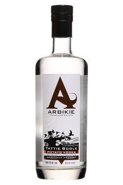 Arbikie, Potato Vodka Tattie Bogle