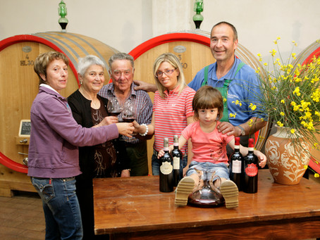 Podere San Giacomo : Trois générations au pays du Sangiovese Grosso