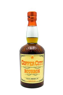 Arizona Distilling, Copper City Bourbon