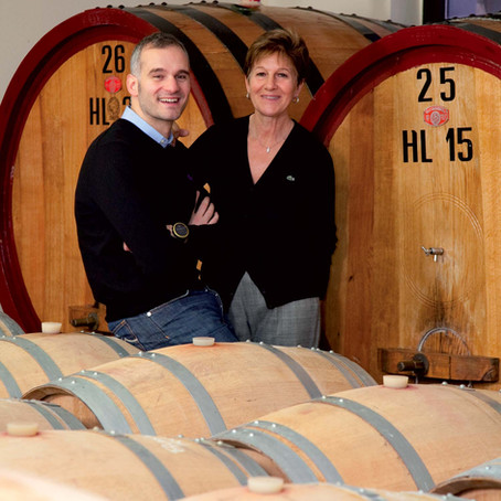 Ronco delle Betulle : L'élaboration naturelle de vins de caractère