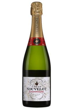 Champagne Louis Nouvelot, cuvée Saphir Brut