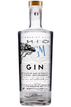 La Grappe de Montpellier, Gin Méditerranéen