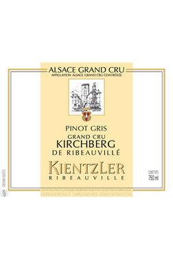 André Kientzler, Pinot Gris Kirchberg