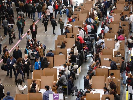 Ecuador convoca las sus ciudadanos en España a Votar el próximo  día 7 de febrero.