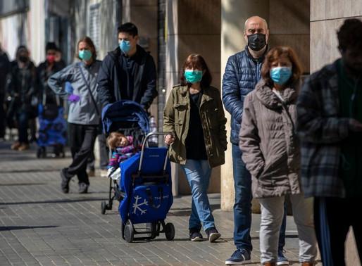 España vuelve a la normalidad en 4 fases