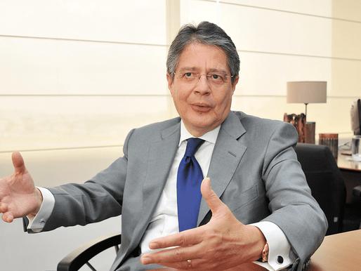 Guillermo Lasso pide unidad a Ecuador frente al Covid19