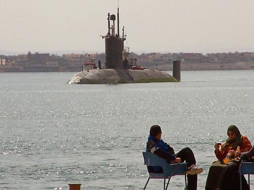 El capitán de un submarino nuclear británico suspendido por permitir una barbacoa a su tripulación