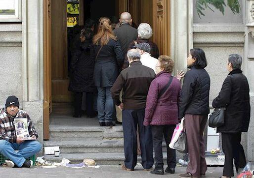 El Covid-19 deja a las parroquias españolas al borde de la quiebra:   perderán 255 millones de euros