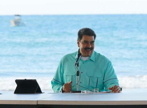 Venezuela «ha conseguido una medicina» que anula el covid-19, dijo Maduro