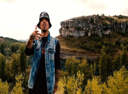 Styke graba su primer videoclip de deep house en la Montaña Palentina y el Geoparque de las loras.