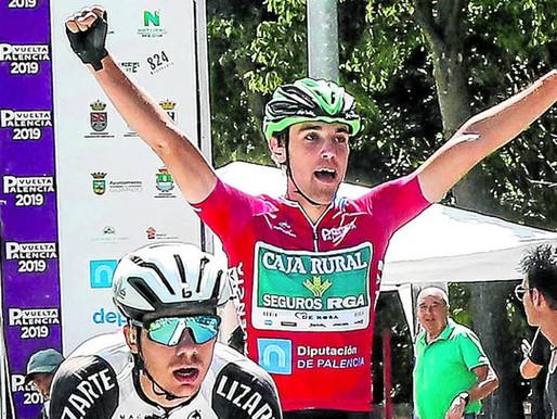 Lo mejor de  Vuelta Palencia 2019.