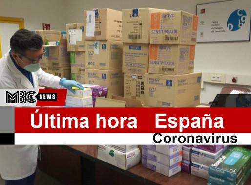 Coronavirus España, 4.148 muertes y más de 56.000 contagios
