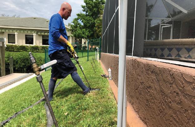 Baltimore Deep Foam Injection - General Contractor