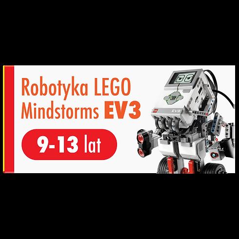 Robotyka LEGO MINDSTORMS EV3 - Darmowe zajęcia pokazowe!