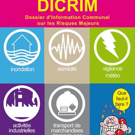 LE DOCUMENT D'INFORMATION COMMUNAL SUR LES RISQUES MAJEURS (DICRIM)