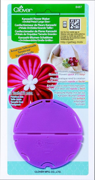 Clover Kanzashi Flower Maker - 8487