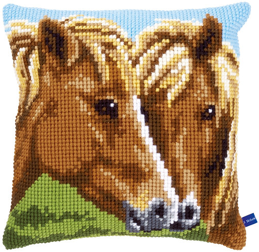 VERVACO CROSS STITCH CUSHION KIT PN-0150680