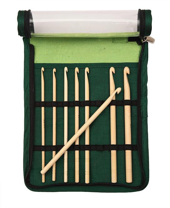KnitPro Bamboo Crochet Set 22549