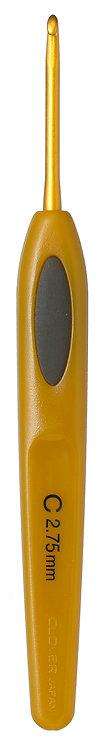 Clover Soft Touch Crochet Hook 2.75mm-1003