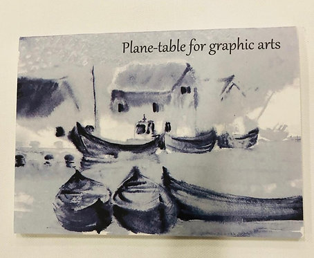 PLANE TABLE FOR GRAPHIC ART-PL-2695