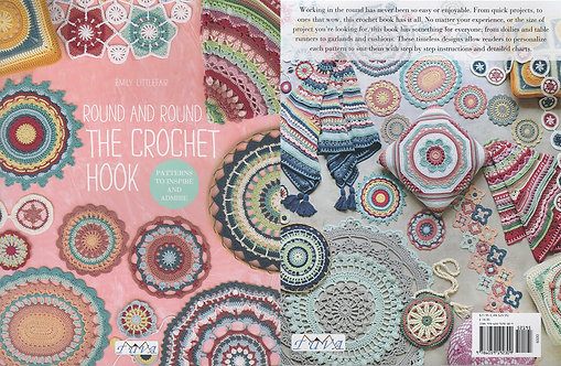 Round and Round The Crochet Hook 6330-1