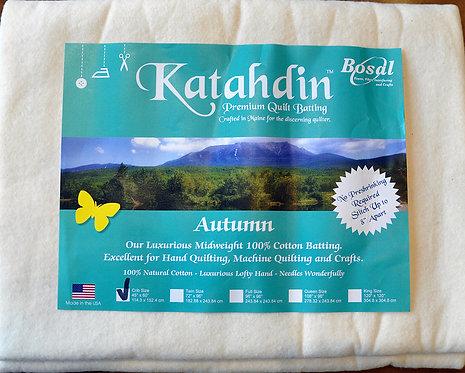 Bosal Katahdin Quilt Batting - Crib Size (395K)