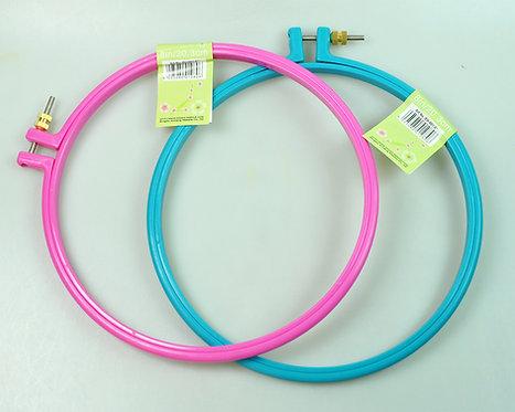 """SKC Embroidery Plastic Hoop EH-001- 8"""""""