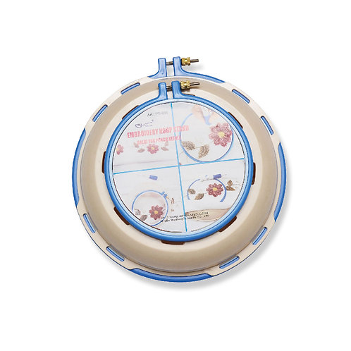 SKC Plastic Hoop for Punch Embroidery EH-002