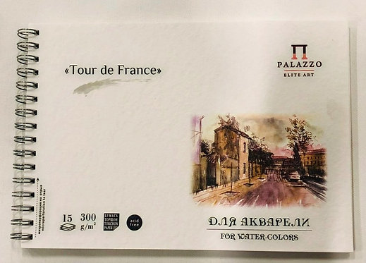 "WATER COLOR""TOUR DE FRANCE""-AL-3531"