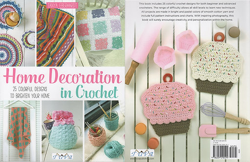 Home Decoration in Crochet -6320-1