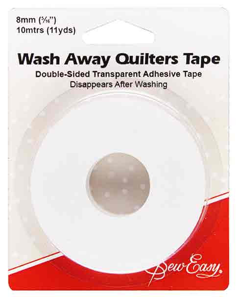 SewEasy Wash Away Quilters Tape ER787