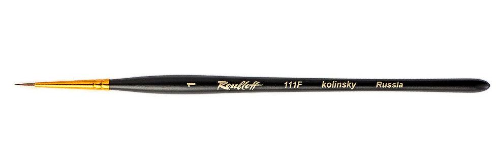 Roubloff Round Brush No. 1-111F-1