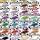 Thumbnail: Rich Metallic Textile Paint 50CC