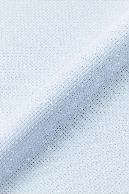 DMC Pre-cut Iridescent Aida Fabric 5.5PTS - 14CT GD1443BX