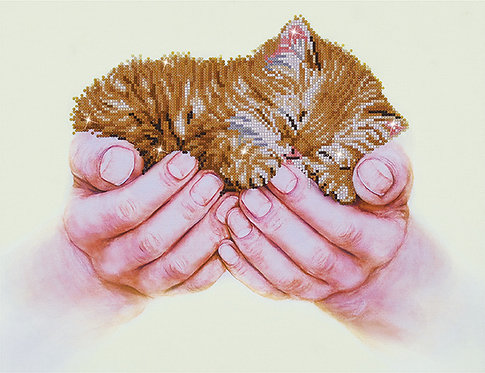 Diamond Dotz Art Kit Box - Precious Kitten (DD7.011)